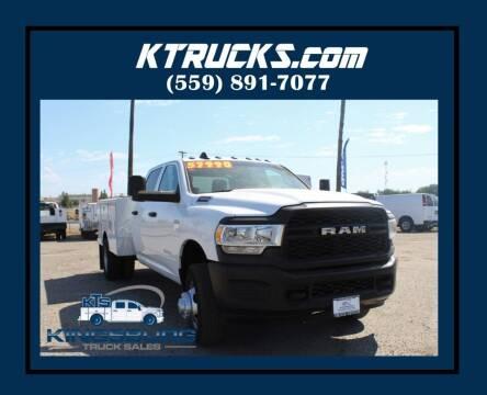2019 RAM Ram Pickup 3500 for sale at Kingsburg Truck Center in Kingsburg CA
