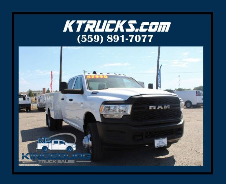 2019 RAM Ram Pickup 3500 for sale in Kingsburg, CA