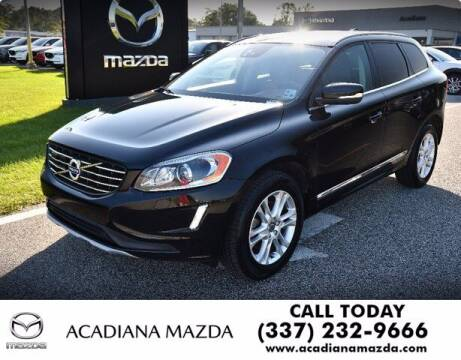 2016 Volvo XC60 for sale at Acadiana Automotive Group in Lafayette LA