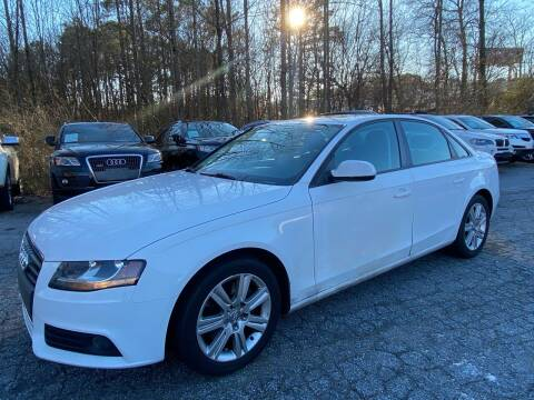 2010 Audi A4 for sale at Car Online in Roswell GA
