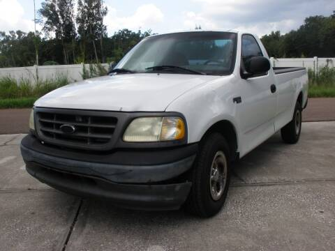 2003 Ford F-150 for sale at VIGA AUTO GROUP LLC in Tampa FL