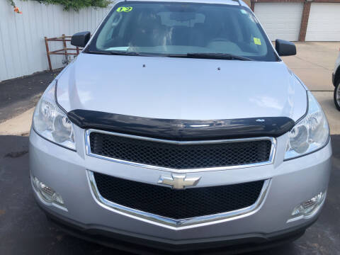 2012 Chevrolet Traverse for sale at Moore Imports Auto in Moore OK