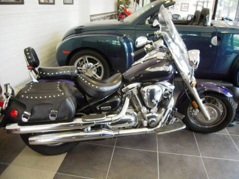 2003 Yamaha Road Star for sale at 1-2-3 AUTO SALES, LLC in Branchville NJ