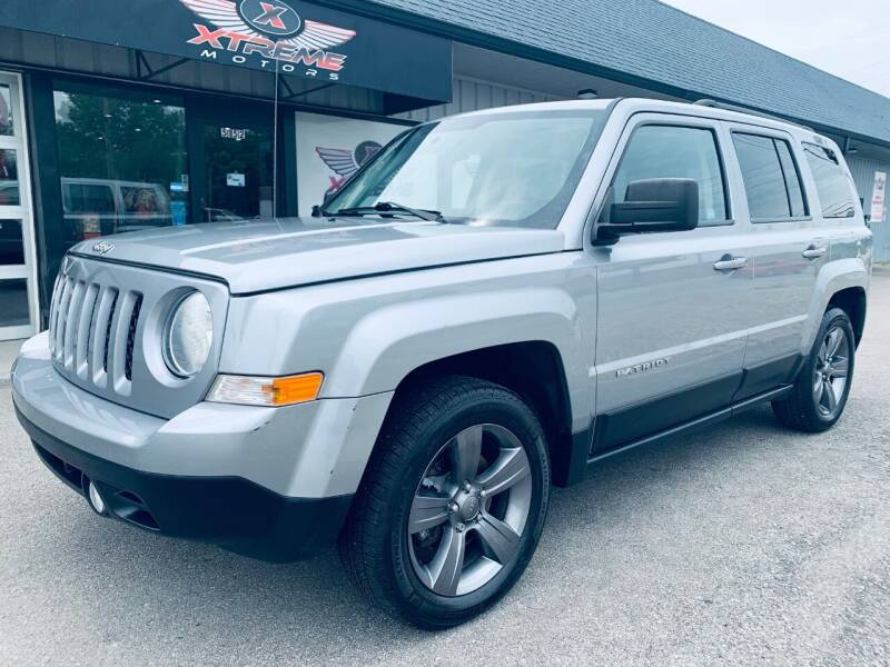 2015 Jeep Patriot for sale at Xtreme Motors Inc. in Indianapolis IN