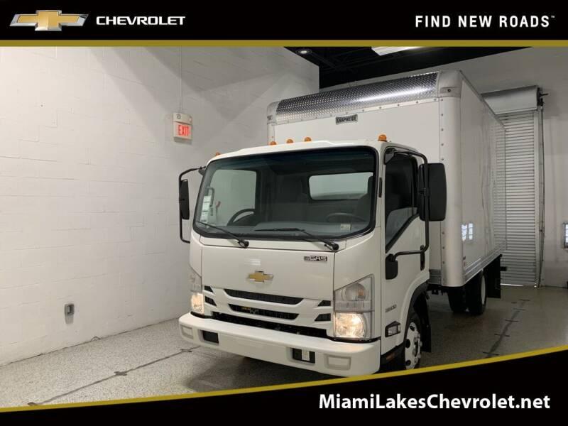2021 Chevrolet 3500 LCF for sale in Miami, FL