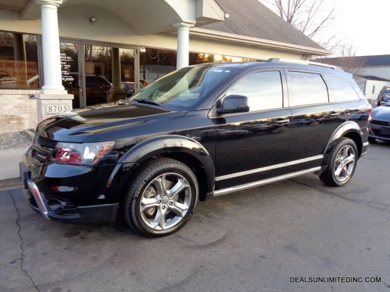 2017 Dodge Journey for sale at DEALS UNLIMITED INC in Portage MI
