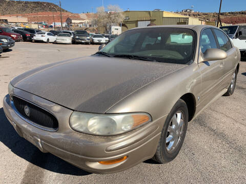 2005 Buick LeSabre for sale at Car Works in Saint George UT