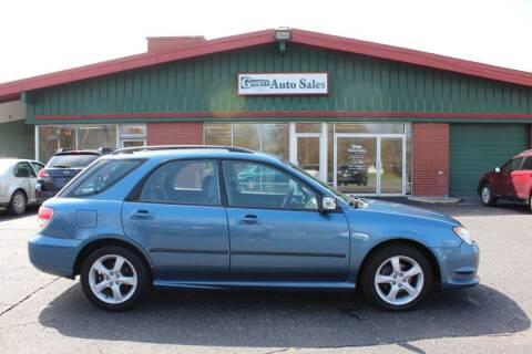 2007 Subaru Impreza for sale at Gentry Auto Sales in Portage MI