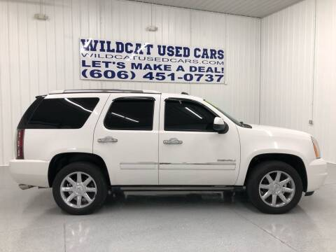 2012 GMC Yukon for sale at Wildcat Used Cars in Somerset KY