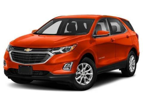2020 Chevrolet Equinox for sale at EDMOND CHEVROLET BUICK GMC in Bradford PA