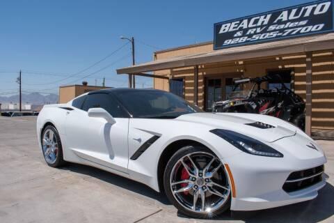 2015 Chevrolet Corvette for sale at Beach Auto and RV Sales in Lake Havasu City AZ