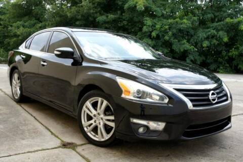2013 Nissan Altima for sale at CU Carfinders in Norcross GA