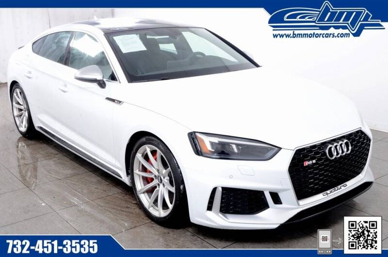 2019 Audi RS 5 Sportback for sale in Rahway, NJ