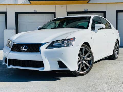 2015 Lexus GS 350 for sale at Avanesyan Motors in Orem UT