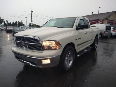 2010 Dodge Ram Pickup 1500 for sale at P J McCafferty Inc in Langhorne PA