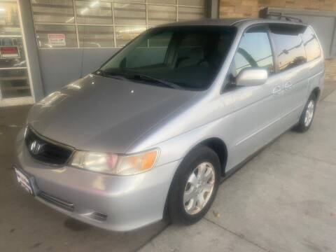 2003 Honda Odyssey for sale at Car Planet Inc. in Milwaukee WI