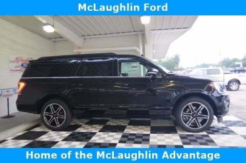 2020 Ford Expedition MAX for sale at McLaughlin Ford in Sumter SC