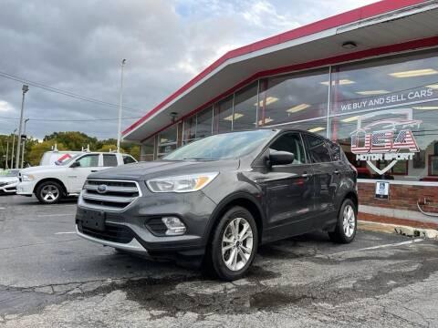 2017 Ford Escape for sale at USA Motor Sport inc in Marlborough MA