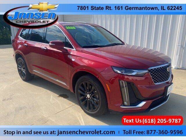 2020 Cadillac XT6 for sale in Germantown, IL
