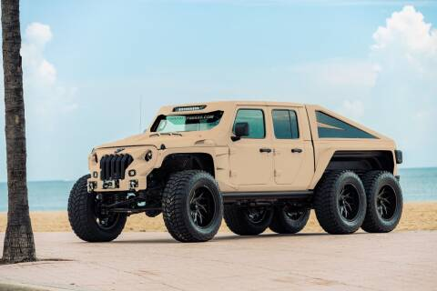 2020 Apocalypse HellFire 6x6 for sale at South Florida Jeeps in Fort Lauderdale FL