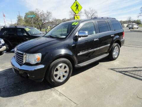 2008 Chrysler Aspen for sale at Gridley Auto Wholesale in Gridley CA