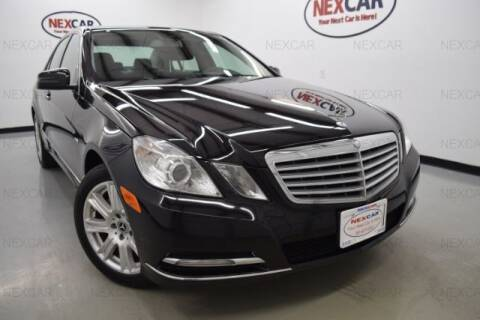 2012 Mercedes-Benz E-Class for sale at Houston Auto Loan Center in Spring TX