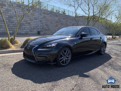 2014 Lexus IS 250 for sale at AUTO HOUSE TEMPE in Tempe AZ