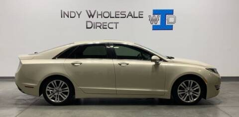 2014 Lincoln MKZ for sale at Indy Wholesale Direct in Carmel IN
