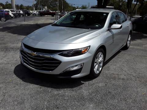 2020 Chevrolet Malibu for sale at YOUR BEST DRIVE in Oakland Park FL