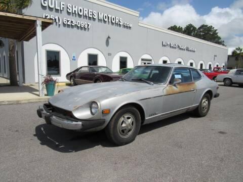 1976 Datsun 280Z for sale at Gulf Shores Motors in Gulf Shores AL