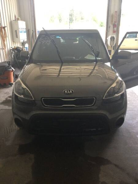 2013 Kia Soul for sale at Stewart's Motor Sales in Cambridge/Byesville OH