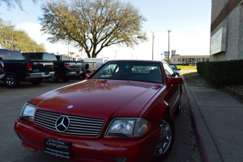 1991 Mercedes-Benz 500-Class for sale at E-Auto Groups in Dallas TX