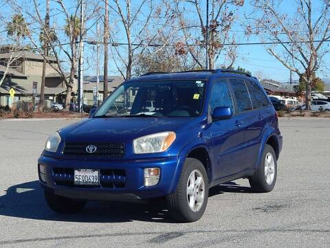 2003 Toyota RAV4 for sale at Crow`s Auto Sales in San Jose CA