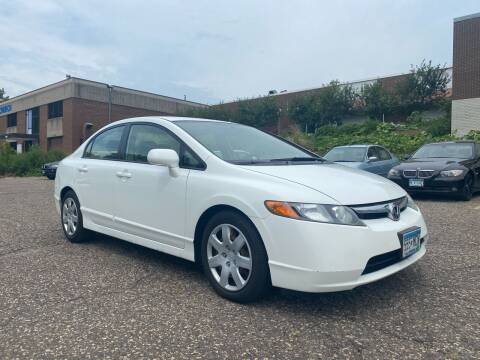 2006 Honda Civic for sale at Family Auto Sales in Maplewood MN