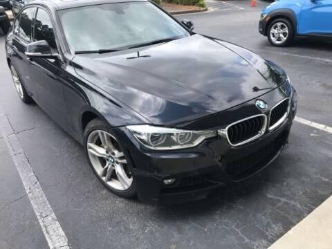 2016 BMW 3 Series for sale at Southern Auto Solutions-Jim Ellis Hyundai in Marietta GA