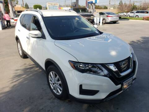 2017 Nissan Rogue for sale at Auto Facil Club in Orange CA