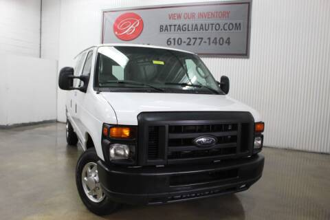 2010 Ford E-Series Cargo for sale at Battaglia Auto Sales in Plymouth Meeting PA