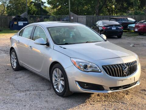 2015 Buick Regal for sale at Preferable Auto LLC in Houston TX