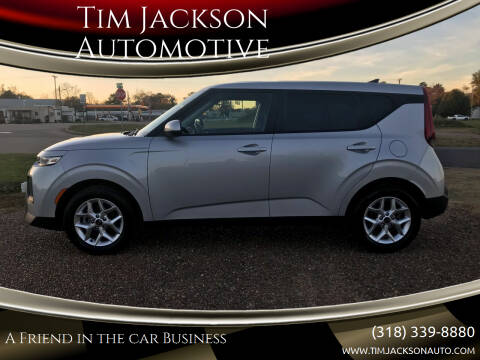 2020 Kia Soul for sale at Tim Jackson Automotive in Jonesville LA
