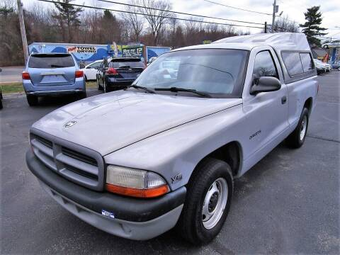 1999 Dodge Dakota for sale at Route 12 Auto Sales in Leominster MA