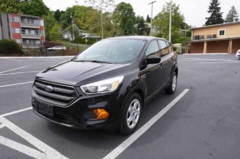 2017 Ford Escape for sale at Precision Motors LLC in Renton WA