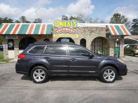 2013 Subaru Outback for sale at Oneal's Automart LLC in Slidell LA