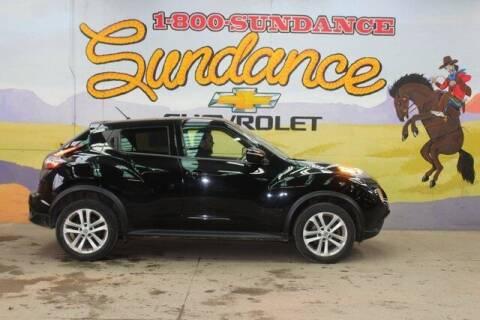 2016 Nissan JUKE for sale at Sundance Chevrolet in Grand Ledge MI