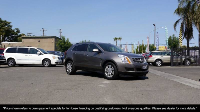 2011 Cadillac SRX for sale at Westland Auto Sales in Fresno CA