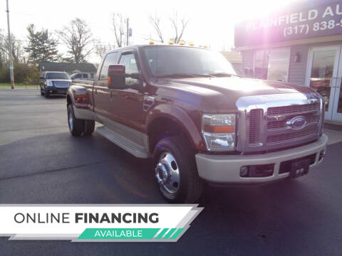2008 Ford F-350 Super Duty for sale at Plainfield Auto Sales in Plainfield IN