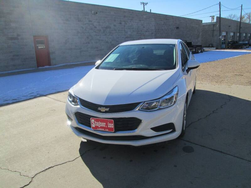 2018 Chevrolet Cruze for sale at Stagner INC in Lamar CO