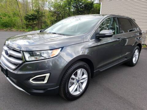 2015 Ford Edge for sale at KLC AUTO SALES in Agawam MA