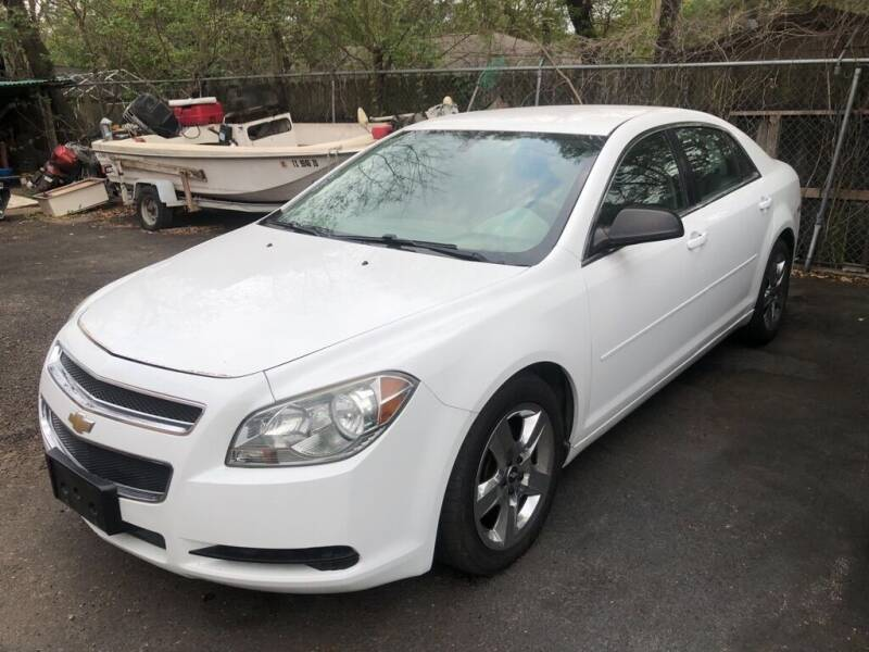 2012 Chevrolet Malibu for sale at 4 Girls Auto Sales in Houston TX
