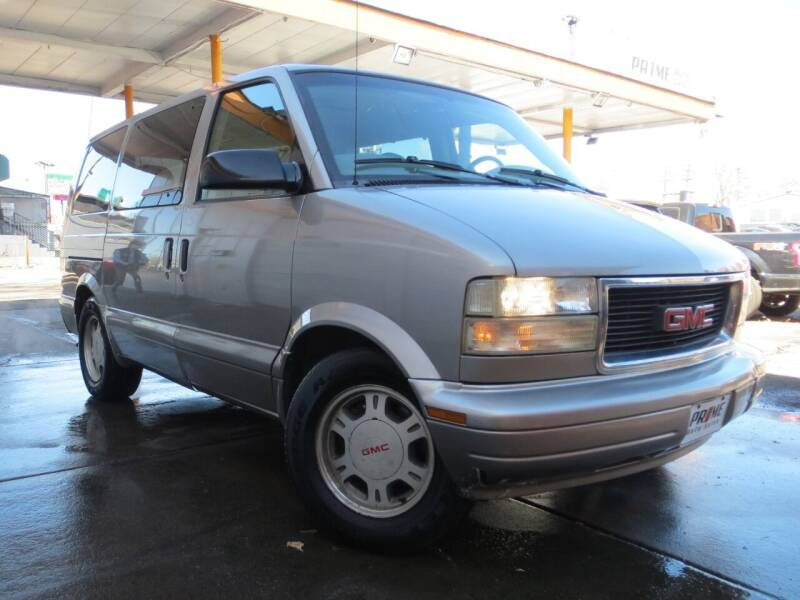 2004 GMC Safari for sale at PR1ME Auto Sales in Denver CO