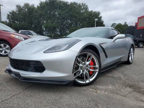 2017 Chevrolet Corvette for sale at Capital City Imports in Tallahassee FL